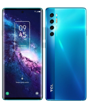 TCL 20PRO 5G, 6/256 GB, Dual SIM, Blue - SK distribúcia