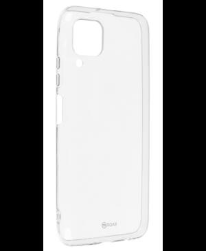 Silikónové puzdro na Huawei P40 Lite Jelly Roar transparentné