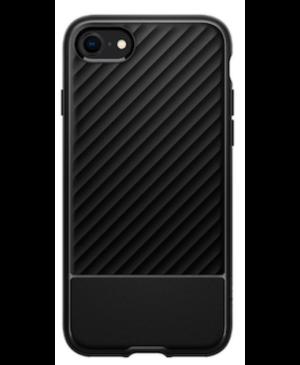 Silikónové puzdro na Apple iPhone 7/8/SE 2020 Spigen Core Armor čierne