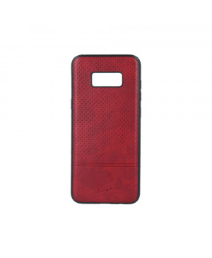 Silikónové puzdro Beeyo Premium pre Apple iPhone XR bordové