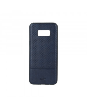 Silikónové puzdro Beeyo Premium pre Apple iPhone XS Max tmavomodré
