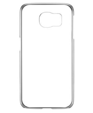 Silikónové puzdro DEVIA Glimmer pre Samsung Galaxy S7 strieborné