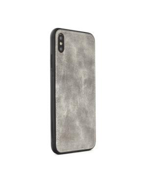 Silikónové puzdro Forcell Denim pre Samsung Galaxy J4 Plus sivé