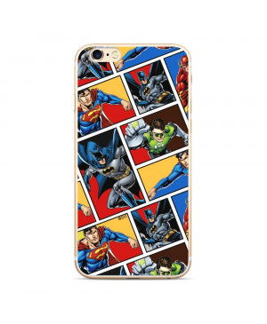 Silikónové puzdro Justice League pre Apple iPhone 6,6s (001)