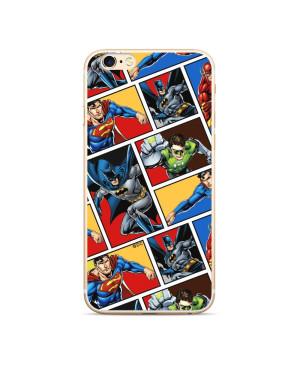 Silikónové puzdro Justice League pre Apple iPhone 78 (001)