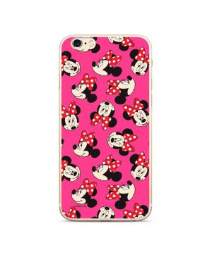 Silikónové puzdro Minnie Mouse pre Apple iPhone X (019)
