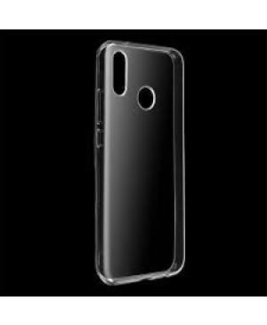 Silikónové puzdro pre Huawei P20 Lite transparentné