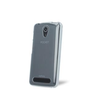 Silikónové puzdro pre myPhone Pocket transparentné
