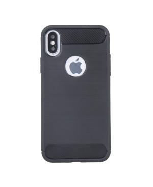 Silikónové puzdro Simple black pre Samsung Galaxy A10 čierne
