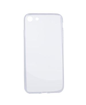 Silikónové puzdro Slim case 1 mm pre Samsung Galaxy M20 transparentné