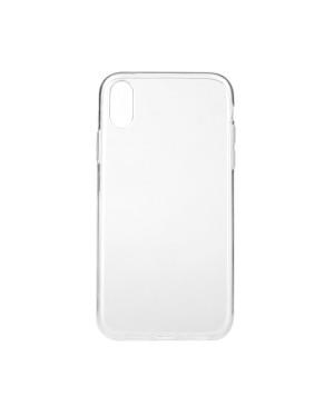 Silikónový obal na iPhone XR Ultra Slim 0,3 mm transparentný