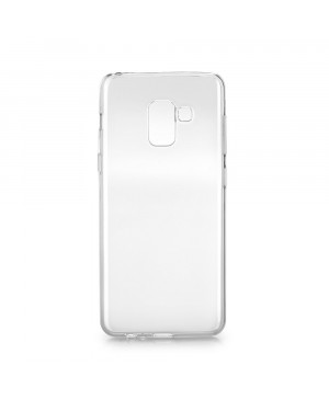 Silikónové puzdro Ultra Slim 0,3 mm pre Samsung Galaxy A8 2018