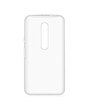 Silikónové puzdro Ultra Slim 0,3mm TPU pre Motorola Moto X4