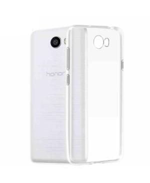 Silikónové puzdro Ultra Slim 0,5mm pre Huawei Y5 2018 transparentné
