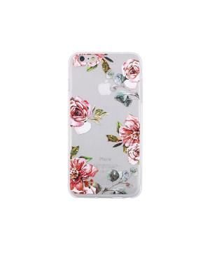 Silikónové puzdro Ultra Trendy Fashion Flowers pre Samsung Galaxy S8