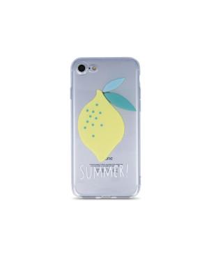 Silikónové puzdro Ultra Trendy Lemon pre Samsung Galaxy A40 viacfarebné