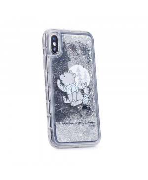 Silikónové puzdro Winnie The Pooh pre Xiaomi Redmi 6 (008 Silver)
