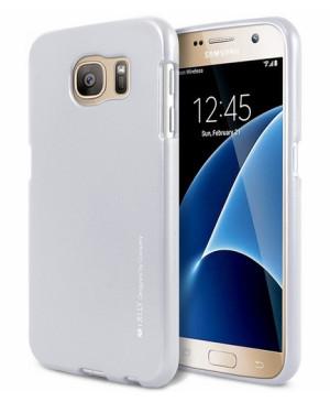 Silikónové puzdro na Samsung Galaxy A20e A202 Mercury i-Jelly strieborné