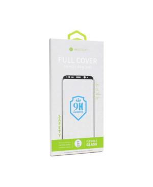 Tvrdené sklo Full Cover Nano 5D pre Samsung Galaxy S20 čierne