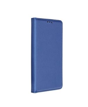 Diárové puzdro na Samsung Galaxy A8 Smart Magnet modré