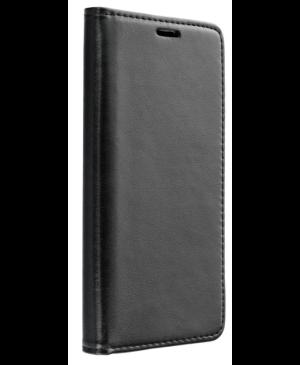 Diárové puzdro na Huawei P10 Lite Smart Magnetic čierne