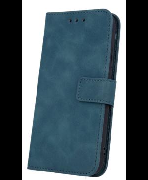 Diárové puzdro na Samsung Galaxy A12 A125/M12 M127 Smart Velvet zelené