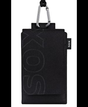 Univerzálne puzdro Uni Sox Color Blocks čierne