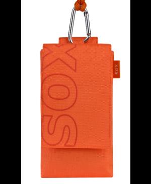 Univerzálne puzdro Uni Sox Color Blocks oranžové