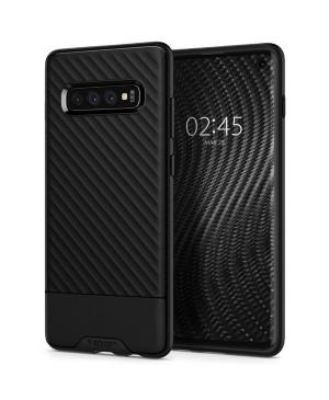 Odolné puzdro na Samsung Galaxy S10 G973 Spigen Core Armor čierne