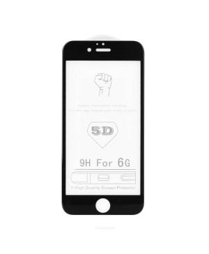 Tvrdené sklo na Xiaomi Mi 10T Lite/10T/10T Pro/Poco X3 Roar 5D 9H  celotvárové (full glue)