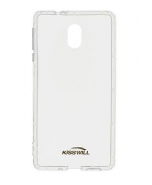 Kisswill TPU Puzdro pre Motorola G Pro tranparentné