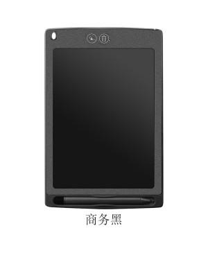 """Elektronický zápisník LCD 8.5"""" so stylusom čierny"""
