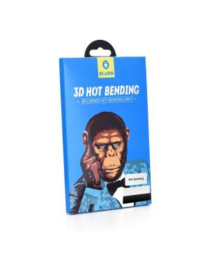 Tvrdené sklo 3D Mr. Monkey Glass pre Samsung Galaxy Note 10 čierne