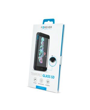 Tvrdené sklo 5D Forever pre Samsung Galaxy M20 čierne