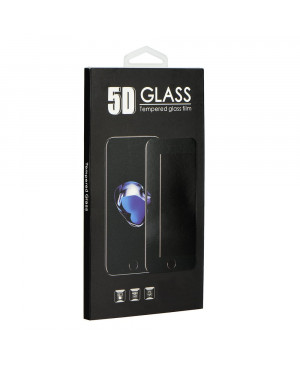 Tvrdené sklo 5D Full Glue pre Xiaomi Redmi Note 7, Note 7 Pro čierne