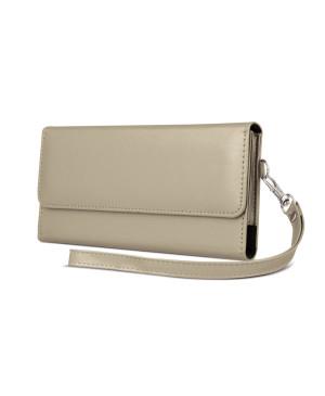 Univerzálne puzdro Wallet Chic 6,0' zlaté