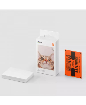 Fotopapier Xiaomi Mi portable photo printer paper