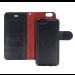 Diárové puzdro Smart 2v1 pre Apple iPhone 5/5s/SE čierne