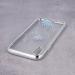 Silikónové puzdro Lotus pre Huawei P Smart 2019 Honor 10 Lite strieborné