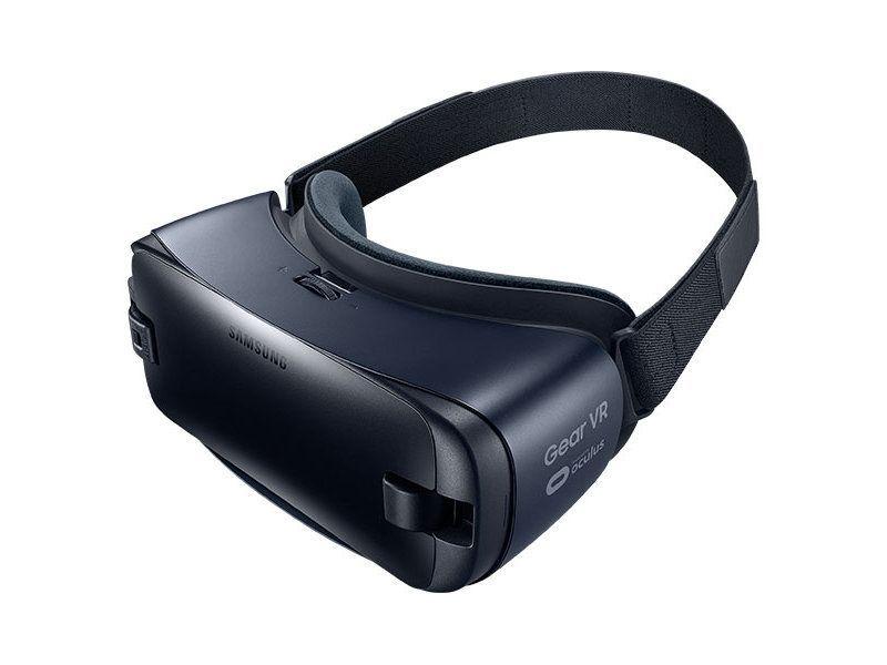 2d1076747 Samsung Gear VR SM-R323 , 3D okuliare pre virtuálnu realitu pre radu Galaxy  ...