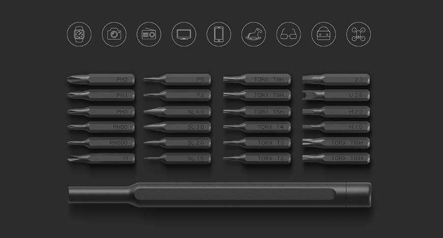 Xiaomi Mi X Wiha Precision Screwdrive