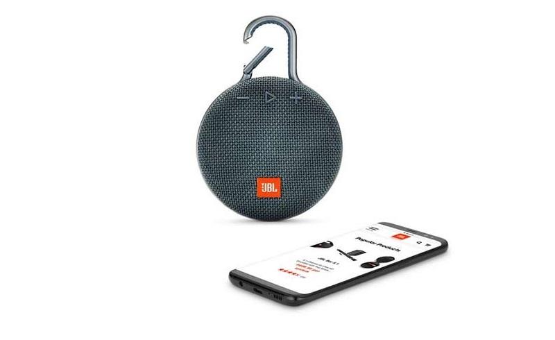 Bluetooth reproduktor JBL Clip 3
