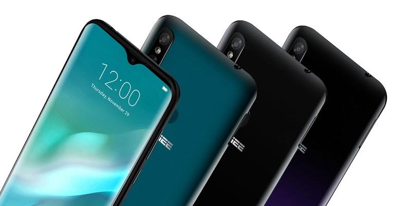 Doogee X90L, 3/16 GB, Dual SIM, Black - SK distribúcia