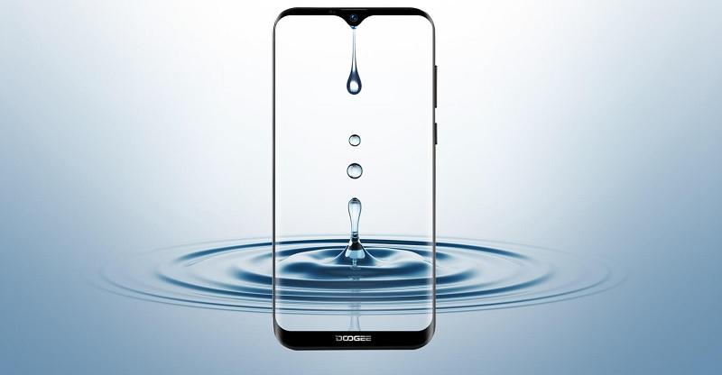Doogee X90, 1/16 GB, Dual SIM, Black - SK distribúcia