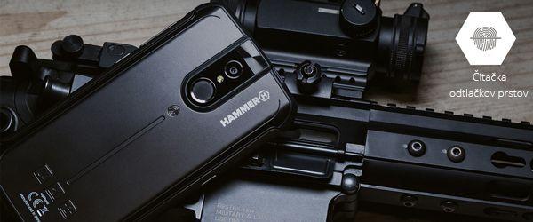 myPhone Hammer BLADE