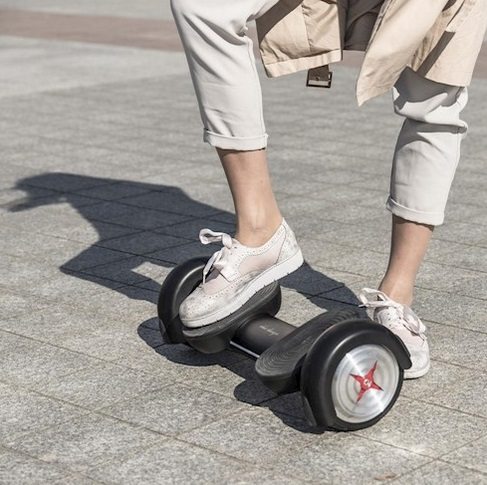 "Hoverboard Forever Chic Pi 6.5"" biely"