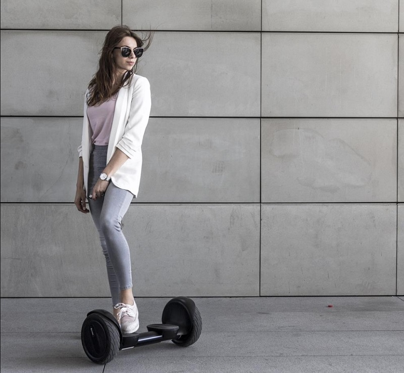 "Hoverboard Forever Chic Pi Max 10"" čierny"