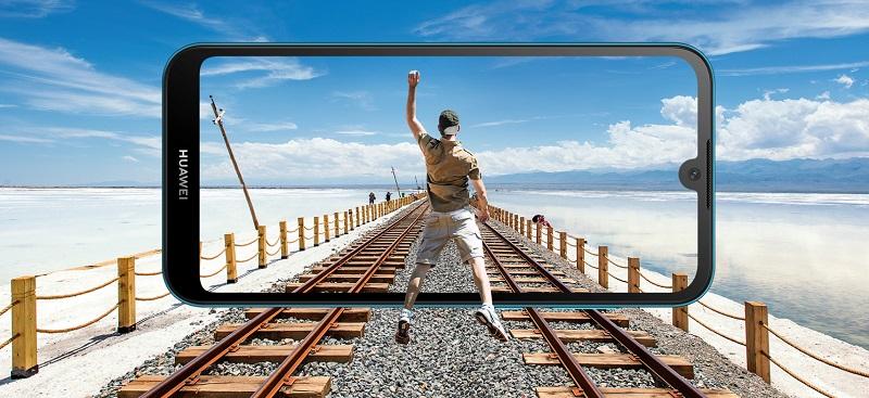 Huawei Y5 2019, Dual SIM, Modern Black - SK distribúcia