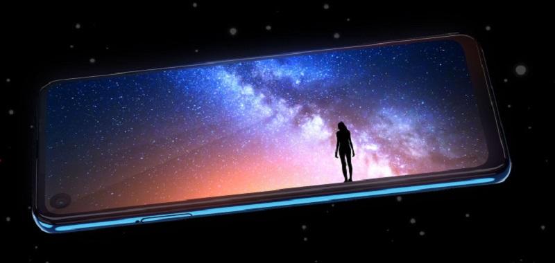 Motorola One Vision, 4/128 GB, Dual SIM, Sapphire - SK distribúcia