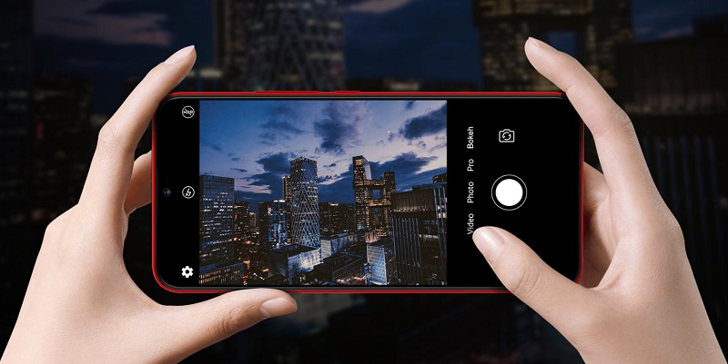 Umidigi F1 Play, 6/64 GB, Dual SIM, Red - SK distribúcia